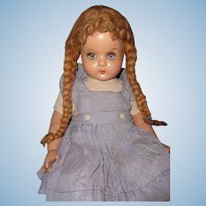Special Girl Composition Doll by Madame Alexander