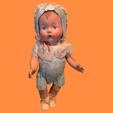 """Factory Original 14"""" Composition Toddler Doll ~ Cute"""