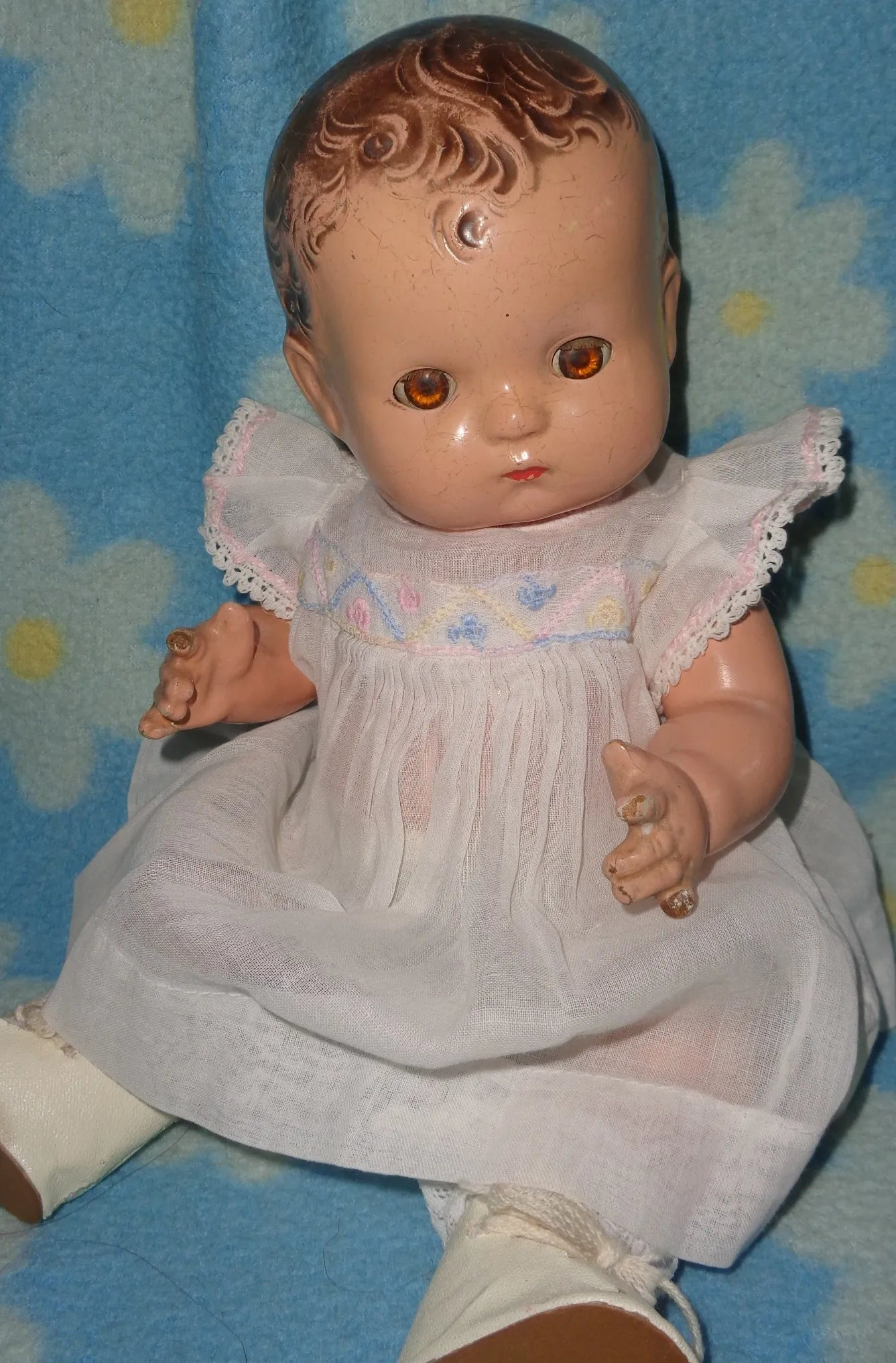 Effanbee Patsy Baby Composition Doll Sweet My Dolly