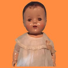 """Factory Original Large 20"""" Composition Toddler Baby Doll ~ Cutie"""