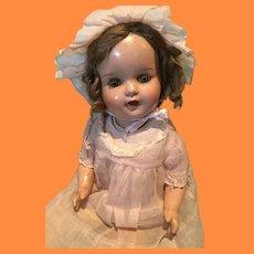 """22"""" Composition Mama Doll ~ Pretty"""