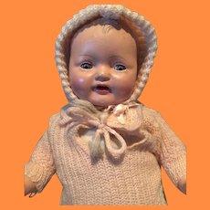 "Darling 19"" Factory Original Composition Baby Doll"