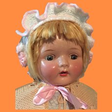 """27"""" Large Chunky Composition Mama Doll"""