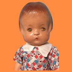 Effanbee Patsy Variant Composition Doll ~ Patsy /Patricia