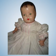 "Large 27"" Composition Baby Doll ~ TLC Cutie!"