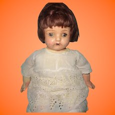 "20"" Madame Hendren Composition Mama Doll ~ TLC"