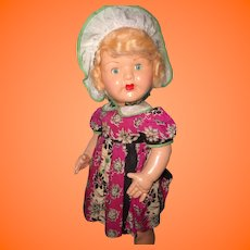 "Factory Original 22"" Composition Toddler Type Doll"
