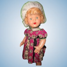 """Factory Original 22"""" Composition Toddler Type Doll"""