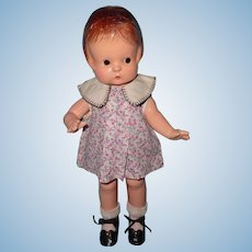 Cute Effanbee Patsy Composition Doll