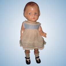 """13"""" Patsy Type All Composition Doll ~ Cutie"""