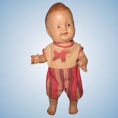 Child Star Baby Sandy Composition Toddler Doll by Freundlich
