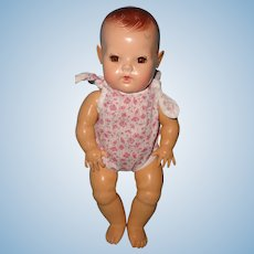 """Effanbee 11"""" Dy-Dee Baby Doll ~ Cutie pie!"""