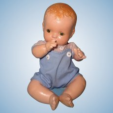 Effanbee Patsy Baby BLONDE Composition Doll ~ Cutie