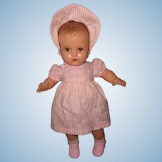 "Chunky 17"" Composition Toddler Baby Doll ~ Pretty in Pink"