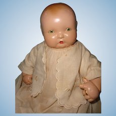 Effanbee Lambkins Composition Baby Doll ~ Think Xmas