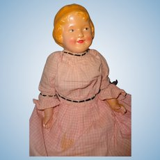 Large Coquette Character Composition Doll