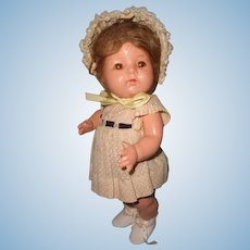 Dionne Quint Toddler Composition Baby Doll ~ Annette