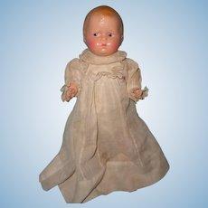 Effanbee Baby Grumpy Composition Doll ~ So Grumpy