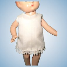 "Patsyette Romper and Slip for 9"" Effanbee Composition Doll"