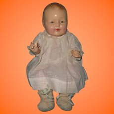 "Precious 14"" Composition Baby Doll"