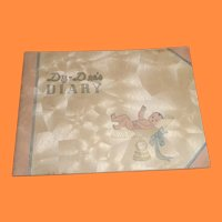 Effanbee Authentic Dy-Dee Baby Diary