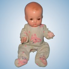 Effanbee Patsy Babyette Composition Doll ~ Molded Hair