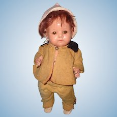 """Dionne Quint Composition Toddler 12"""" Doll by Madame Alexander ~TLC"""