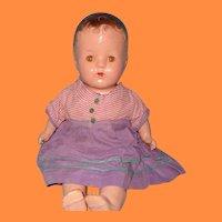 "17"" Composition Baby Doll ~ Cutie Pie"