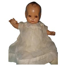 Very Early Baby Buttercup Composition Toddler Doll by Horsman ~ Rare