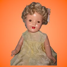 "Large 28"" Composition Mama Doll ~ Pretty"