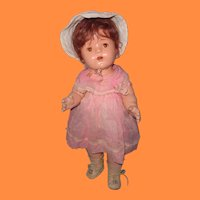 """Adorable 16"""" Chubby Toddler Composition Doll"""
