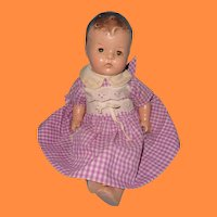 "Precious  16"" Composition Baby Doll"