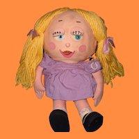 Mattel Shrinkin Violette Doll w/ Box and WORKS