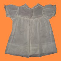 Nice Factory  Organza Dress for Large Composition or Bisque Doll