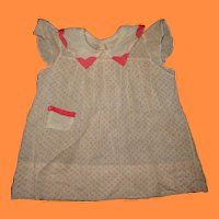 Nice Factory Dress for Large Composition Mama Doll