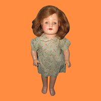 """16"""" Composition Girl Doll ~ Really cute"""