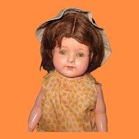 "18"" Composition Mama Doll ~ Pretty Girl"