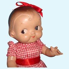 Horsman Campbells Soup Kid Composition Doll
