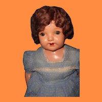 "Big Chunky 25"" Composition Mama Doll ~ Pretty"