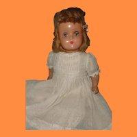 "Pretty 18"" Horsman Composition Mama Doll"