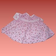 "Effanbee Authentic Dy-Dee Baby Dress for 15"" Doll"