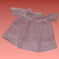Authentic Effanbee Dy-Dee Baby Organza Dress