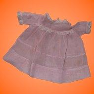 Authentic Effanbee Dy-Dee Baby Organza Dress