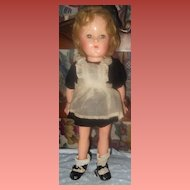 Effanbee All Original Little lady composition Doll