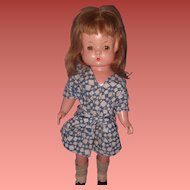 Effanbee Patsy Variant Composition Doll