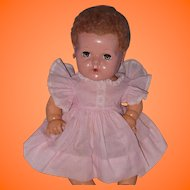 """Effanbee Authentic Dy-Dee Baby Factory Dress for 15"""" Doll"""