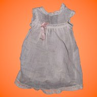 """Authentic Effanbee Dy-Dee Baby Gown and Sweater for 11"""" Doll"""