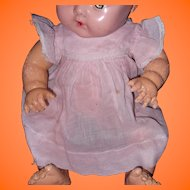 """Authentic Effanbee Dy-Dee Baby Dress for 15"""" Doll"""