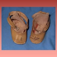 Doll shoes and socks for your Bisque or Composition Doll