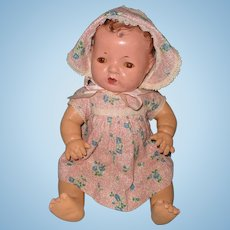"""Authentic Effanbee Dy-Dee 2 Pc Dress Set for 15"""" Baby Doll"""